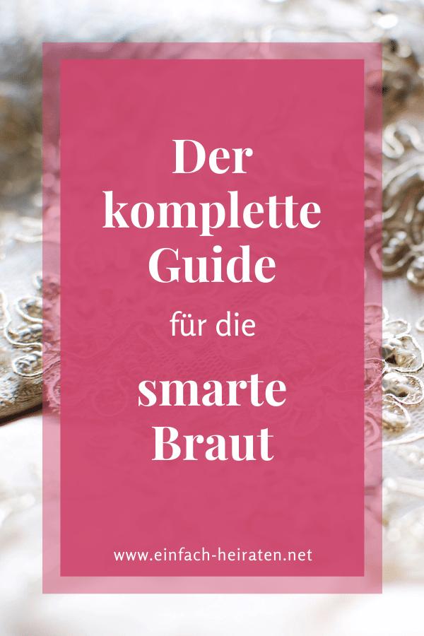 Der Guide um deine Hochzeit zu planen